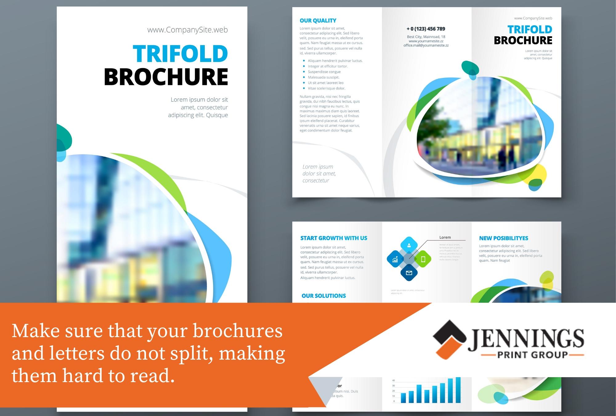 brochures printing in Newcastle