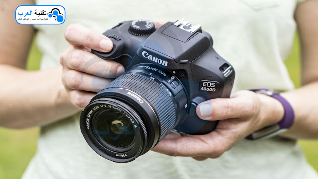 مميزات كاميرا كانون 4000d