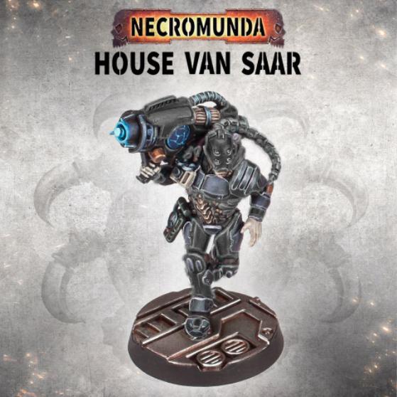 Black Ops Van Saar