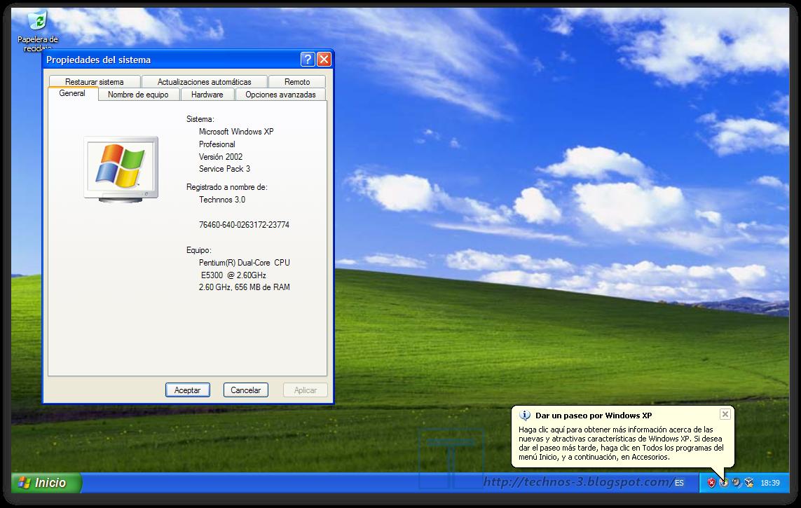 Windows Xp Professional 5 1 Build 2600 Service Pack 3 - weathervegalo