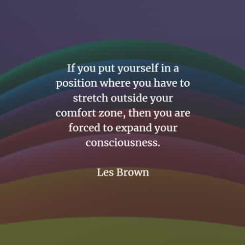 Comfort zone quotes that will change your way of life