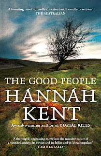 The Good People by Hannah Kent book cover