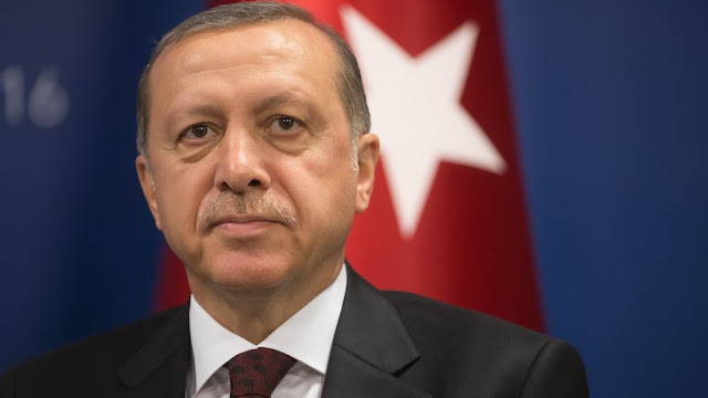 """Ερντογάν: Τυχόν μη παράδοση των F-35 θα ισοδυναμεί με """"κλοπή"""""""