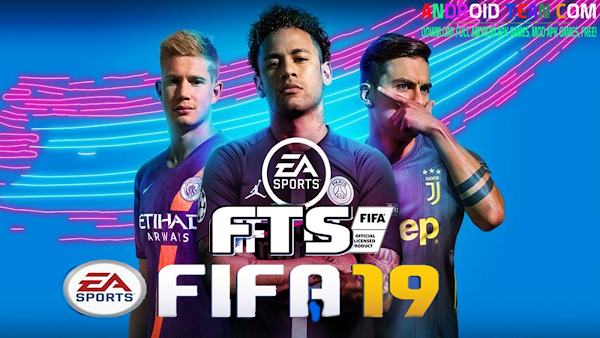 FTS 19 Mod FIFA 2019 APK+ OBB+ DATA Offline For Android
