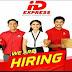 Lowongan Kerja Pekanbaru:  PT. Kharisma Jet Ekspressindo (ID Express) Januari 2021