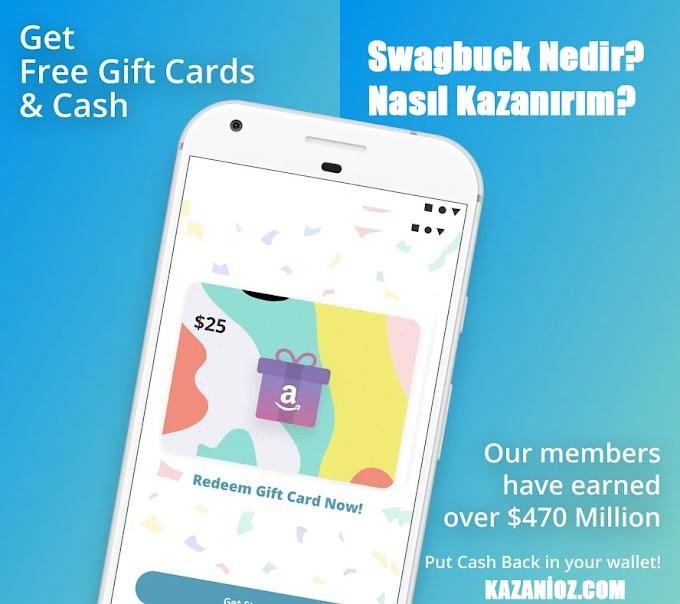 Swagbuck Nedir ? Swagbuck ile Nasıl Para Kazanırım ?