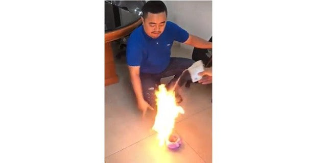 Penjelasan BPOM soal video viral kopi instan mudah terbakar