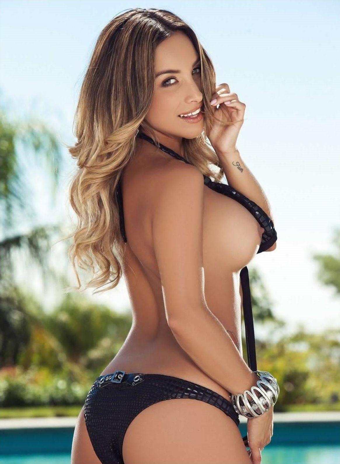 Yesenia Bustillo / Playboy