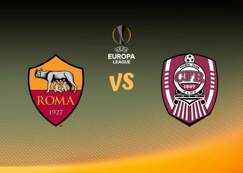 Roma vs Cluj  Resumen