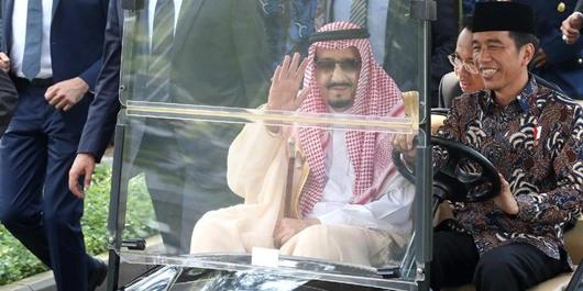 Bertolak ke Arab Saudi, Jokowi Tunaikan Umrah dan Dijamu Raja Salman