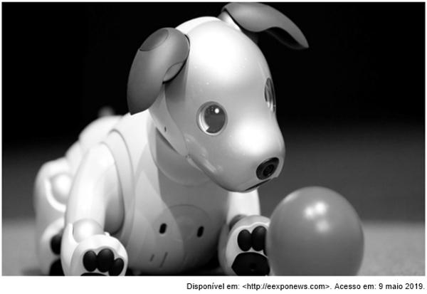 cachorro robo