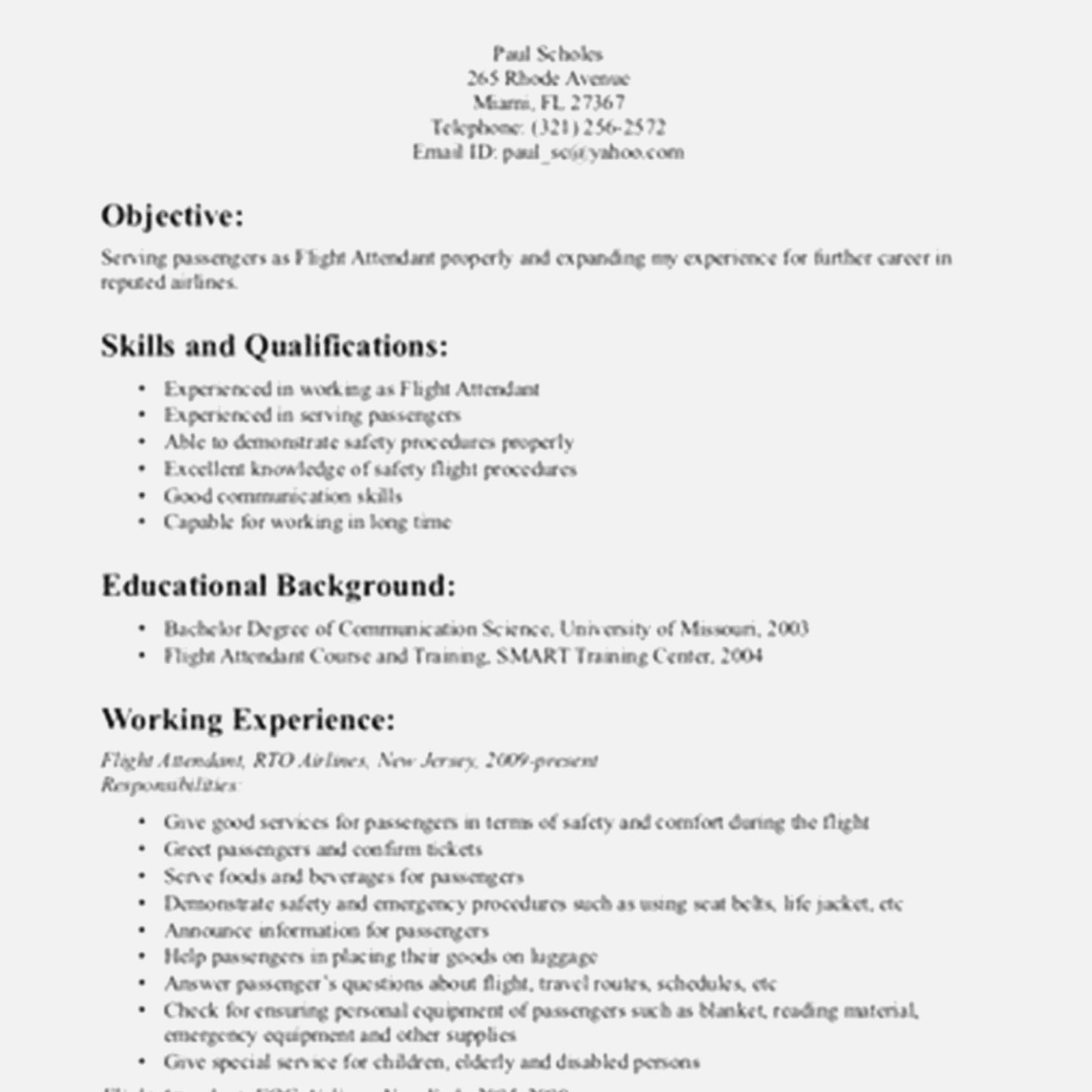 flight attendant resume examples, flight attendant resume examples no experience, flight attendant resume example, flight attendant resume samples, flight attendant resume objective examples, flight attendant resume example objective, corporate flight attendant resume examples, flight attendant curriculum vitae example,