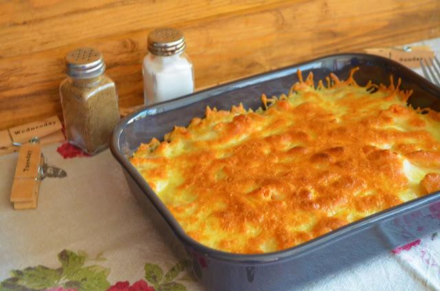 Las delicias de Mayte, recetas saludables, macarrones al horno, recetas, receta, macarrones al horno con queso, macarrones al horno con queso y tomate, recetas de cocina, macarrones al horno gratinados,
