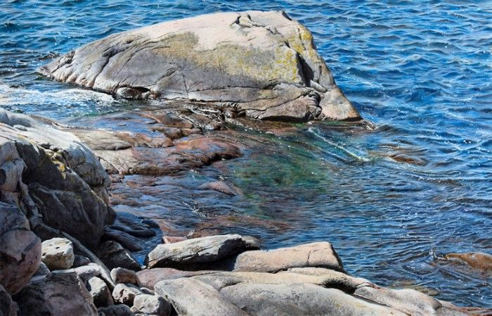 Шведский художник. Johannes Wessmark