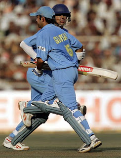 Rahul Dravid 103* - Gautam Gambhir 103 - India vs Sri Lanka 5th ODI 2005 Highlights