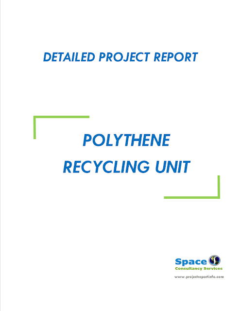 Project Report on Polythene Recycling Unit