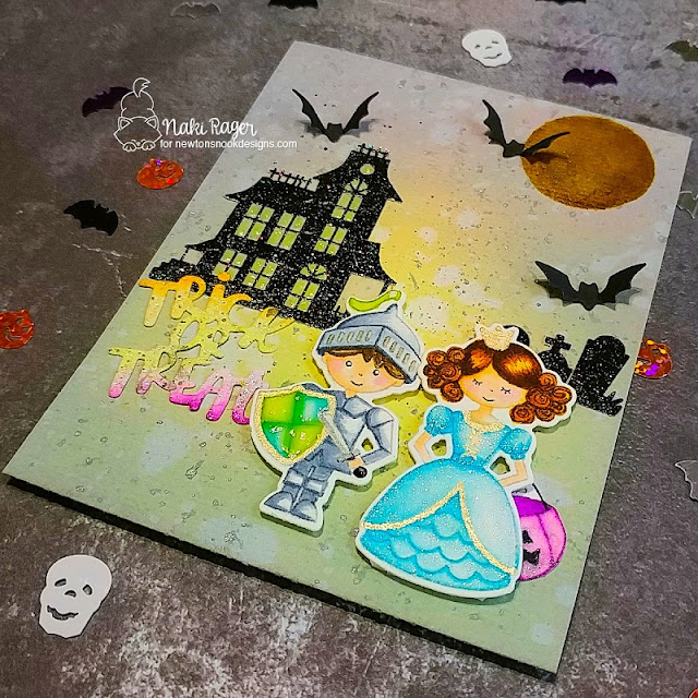 Newton's Nook Designs Once Upon A Princess + Knight's Quest Sets - Naki Rager