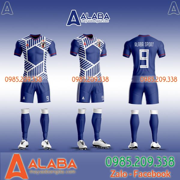 Áo đấu đội tuyển Nhật 2020