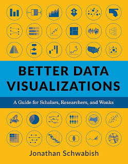 """Cover to """"Better Data Visualizations"""""""