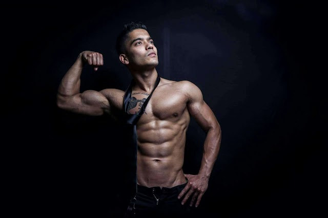 FITNESS TRAINER PROFILE - ROHIT DEOPA