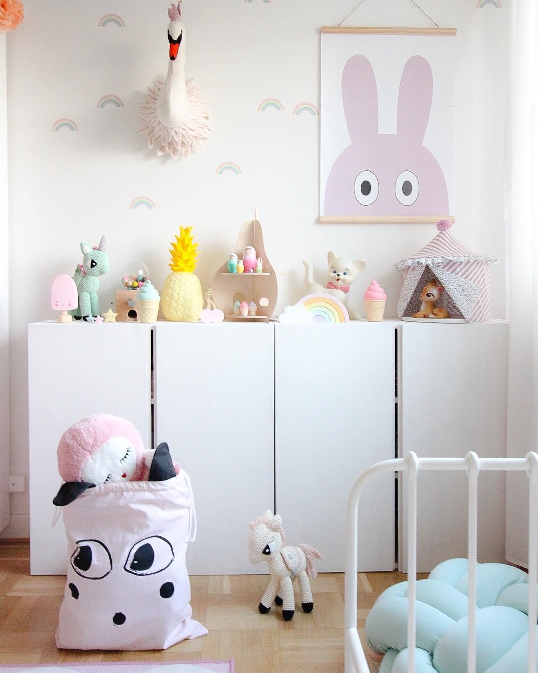 ideas para decorar con muebles de ikea