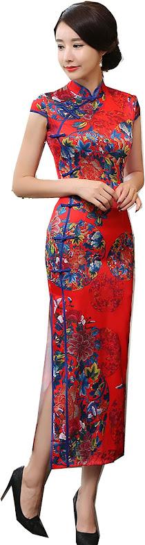 Best Red Cheongsam Qipao Dresses For Women