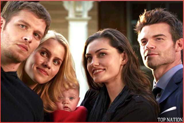 The Originals: Hayley ,Elijah ,Klaus ,Rebekah, Hope