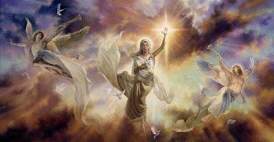 Invocação de amor aos três anjos