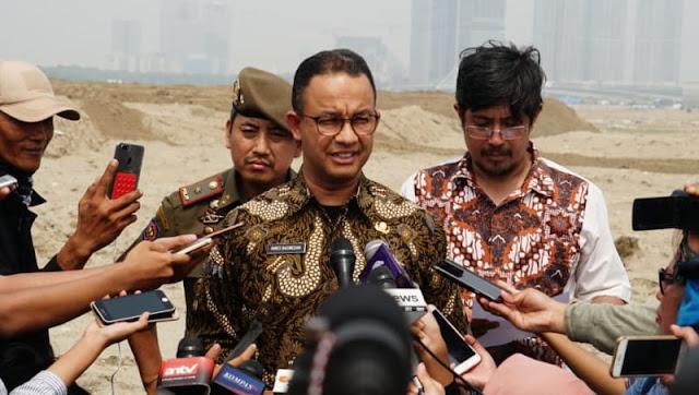 Segel Pulau D, Anies Ingin Tunjukkan Pemprov DKI Tegas Tegakkan Aturan
