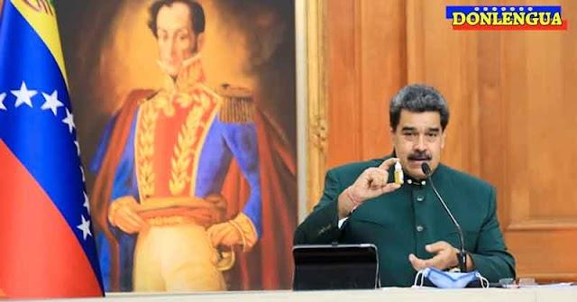 Guaidó aceptará que Maduro toque el dinero del Reino Unido para comprar VA - CUNAS