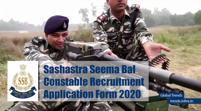 Sashastra Seema Bal (SSB), Constable Recruitment 2020