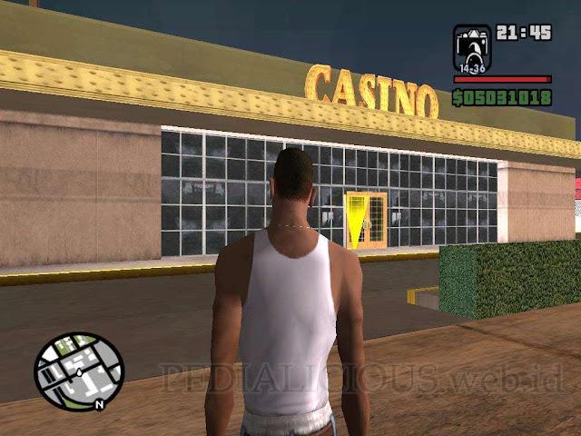 Gambling dan Pool di Las Venturas