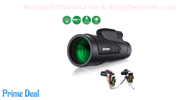 Monocular Telescope 40.02% OFF