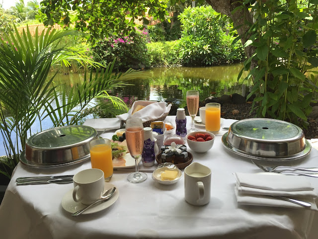 grand hyatt bali hotel resort breakfast review restaurant
