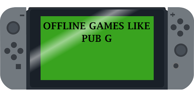 Offline Games Like Pubg | Pubg Jaisa Game Offline