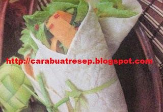Foto Salad Tortila Istimewa