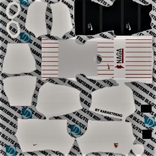 Sevilla FC 21/22 DLS Kit 2022