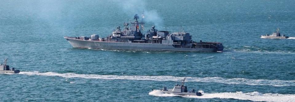 Створення флотилії ВМСУ значно покращило підготовку екіпажів кораблів
