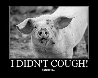 خدعة إنفلونزا الخنازير
