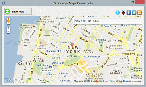 Download Google Maps: Google Maps Downloader 8.774 for PC ... on