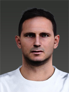PES 2020 Faces Frank Lampard by Rednik