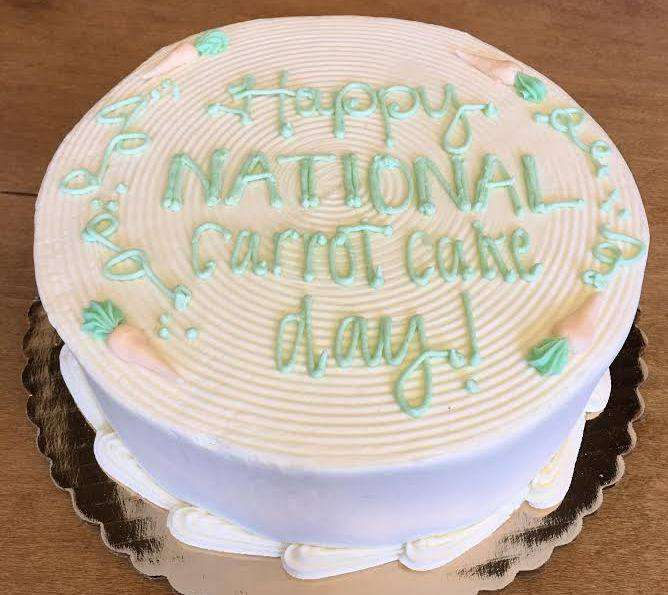 National Carrot Cake Day Wishes pics free download