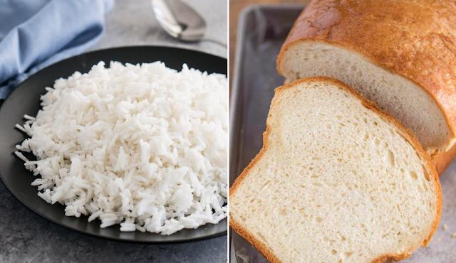 Makan Nasi Atau Roti?
