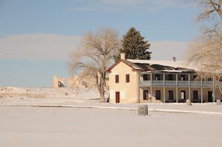 Fort Laramie Cavalry Barracks and Hospital