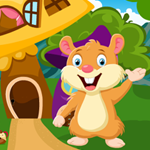 Games4King Squirrel Escape From Fantasy House Walkthrough