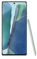 Samsung galaxy note 20 image