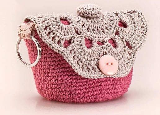 Mesh Bag Pattern Crochet Yarn Online