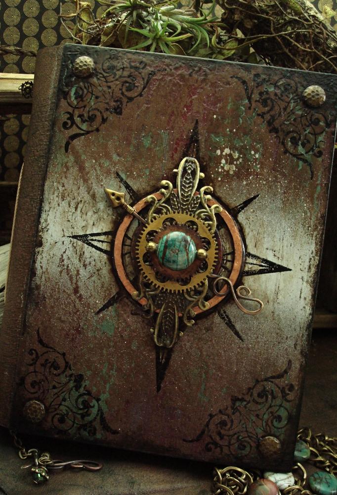 Altered Alchemy Gallery Handmade Journals