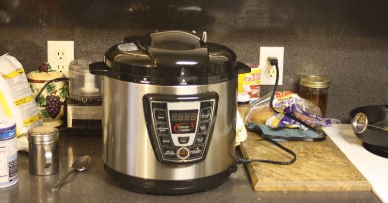 cuisinart pressure cooker manual epc 1200