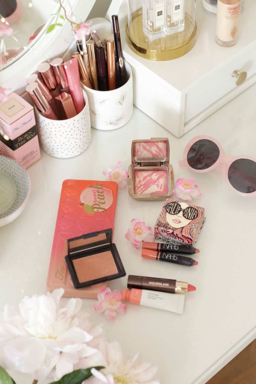 Peach & Coral Makeup Favourites For Summer
